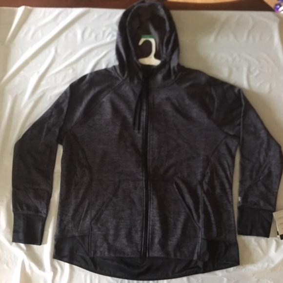 Champion Womens Plus Size Tech Fleece Full Zip Jacket